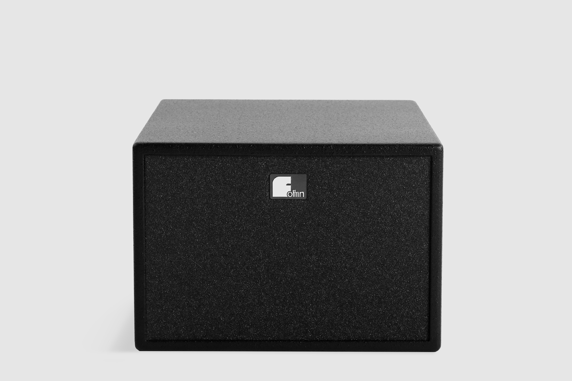 Fohhn, AS-06 Sub, Subwoofer, 150 W, 6.5, 4 O, textured finish, black
