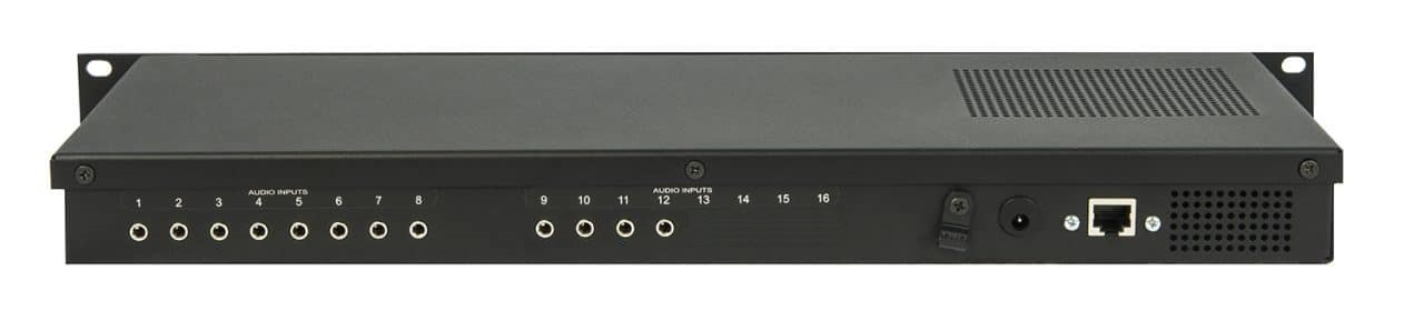Listen, Audio Everywhere AE 12 Channel (mono) Wi-Fi Server