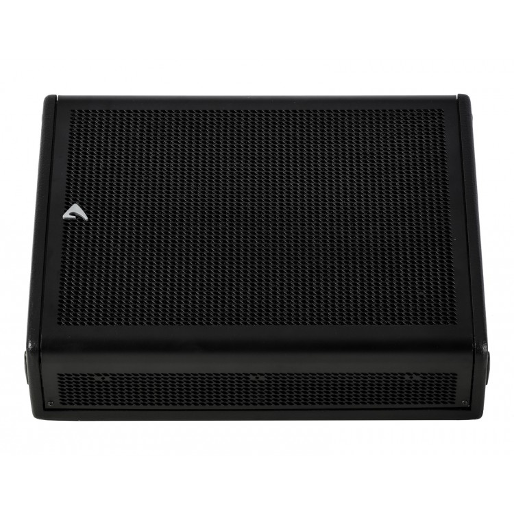 15 Coaxial 2-way self powered Stage Monitor.  ClassD, SMPS, 1000W + 1000W Output Power, DSP processed 96kHz/40 bit floating point. 80° Costant coverage