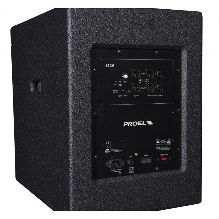ACTIVE.SUBWOOFER.12.600W
